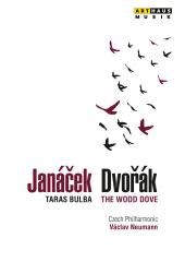 Album artwork for Janacek: Taras Bulba, Dvorak: Wood Dove / Neumann