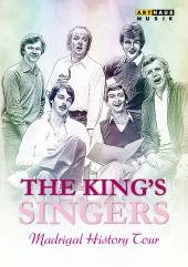 Album artwork for Madrigal History Tour / King's Singers
