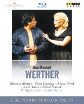 Album artwork for MASSENET: WERTHER / Alvarez, Garanca