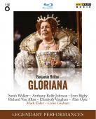 Album artwork for BRITTEN: GLORIANA