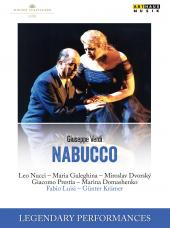 Album artwork for Verdi: Nabucco / Nucci, Guleghina, Luisi