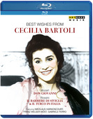 Album artwork for Best Wishes from Cecilia Bartoli