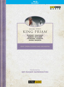 Album artwork for Tippett: King Priam