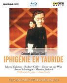 Album artwork for Gluck: Iphigénie en Tauride