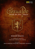 Album artwork for Gesualdo: Death for Five Voices