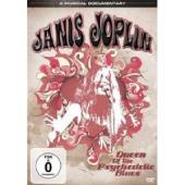 Album artwork for Janis Joplin : Queen of the Psychedelic Blues