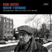 Album artwork for MOVIN FORWARD / Robi Botos