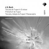 Album artwork for BACH, J.S.: TOCCATA & FUGUE IN D MINOR; PRELUDIUM