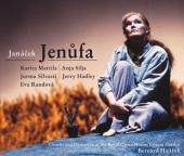 Album artwork for JANACEK: JENUFA / Mattila, Silja, Hadley