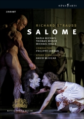 Album artwork for R. Strauss: Salome (Michael, Moser, Volle)