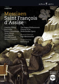 Album artwork for Messiaen: Saint Francois d'Assise