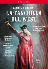 Album artwork for Puccini: La Fanciulla del West