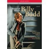 Album artwork for Britten: Billy Budd / Ainsley, Ens, LPO