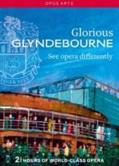 Album artwork for Glorious Glyndebourne: See opera differently