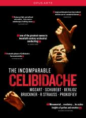 Album artwork for Incomparable Celibidache