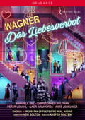 Album artwork for Wagner: Das Liebesverbot