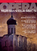Album artwork for Russian Opera Classics