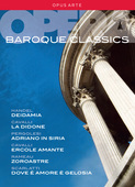 Album artwork for Baroque Opera Classics