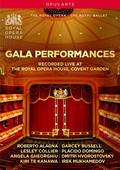 Album artwork for Gala Performances - Recorded Live at the Royal Ope
