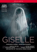 Album artwork for Adam: Giselle