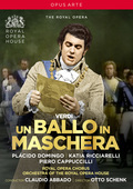 Album artwork for Verdi: Un ballo in maschera