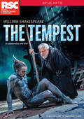 Album artwork for Shakespeare: The Tempest