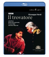 Album artwork for Verdi: Il Trovatore (Cura, Hvorostovsky)