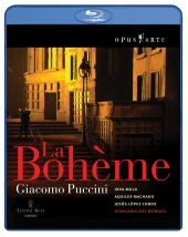 Album artwork for Puccini: La Boheme (del Monaco)