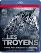 Album artwork for Berlioz: Les Troyens / Pappano