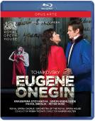 Album artwork for EUGENE ONEGIN (BLURAY)