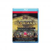 Album artwork for GLORIANA (BLURAY)