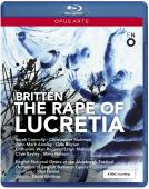 Album artwork for Britten: RAPE OF LUCRETIA