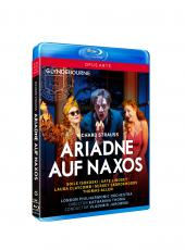 Album artwork for Ariadne auf Naxos (BluRay)