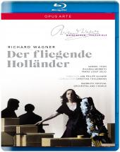 Album artwork for Wagner: Der fliegende Hollander (BluRay)