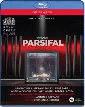 Album artwork for Wagner: Parsifal / Finley, Pape