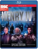 Album artwork for Shakespeare: Henry IV Part 1 and 2 (BluRay)