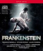 Album artwork for Liebermann: Frankenstein