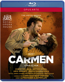 Album artwork for Bizet: Carmen / Royal Opera House