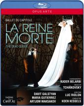 Album artwork for Belarbi: La Reine Morte (blu-ray)