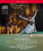 Album artwork for MacMillan: Anastasia