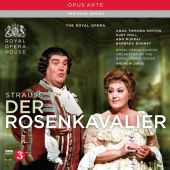 Album artwork for R. Strauss: Der Rosenkavalier