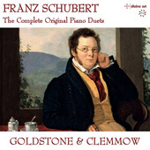 Album artwork for Schubert: The Complete Original Piano Duets