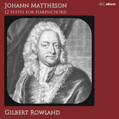 Album artwork for Mattheson: Pièces de clavecin, Vols. 1 & 2