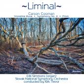 Album artwork for Carson Cooman: Liminal