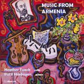 Album artwork for MUSIC FROM ARMENIA / Tauch, Harboyan