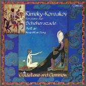 Album artwork for Rimsky-Korsakov: For Piano Duo