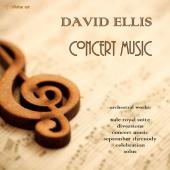 Album artwork for Ellis: Concert Music