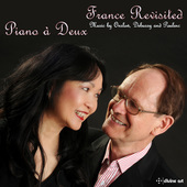Album artwork for France Revisited: Music by Onslow, Debussy & Poule