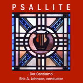 Album artwork for Psallite