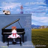 Album artwork for The Piano at the Ballet, Vol. 2